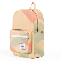 Herschel Supply Co.: Pop Quiz Backpack - Natural Portal
