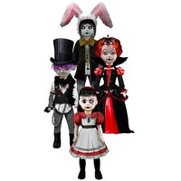 Living Dead Dolls Alice in Wonderland Dolls Set - Mezco Toyz - Living Dead Dolls - Dolls at Entertainment Earth