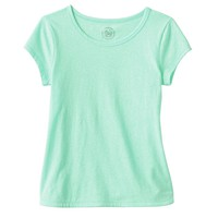 SO Solid Tee - Girls' Plus, Size: