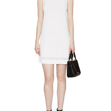 Brendina Sleeveless Shift Dress