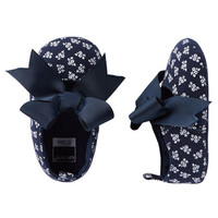 Carter's Floral Mary Jane Crib Shoes