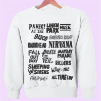 Alternative Rock Crewneck