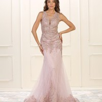 Prom Long Dress Formal Evening Ball Gown