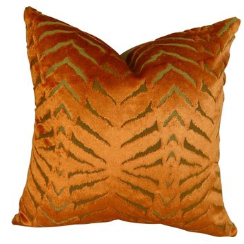 Plutus Magnetism Handmade King Throw Pillow