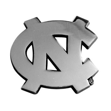 North Carolina Tar Heels Auto Emblem (Unc Team)