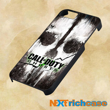 Call of Duty Ghost (2) For iPhone, iPod, iPad and Samsung Galaxy Case