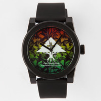 Lrg Icon Watch Rasta One Size For Men 25691394701