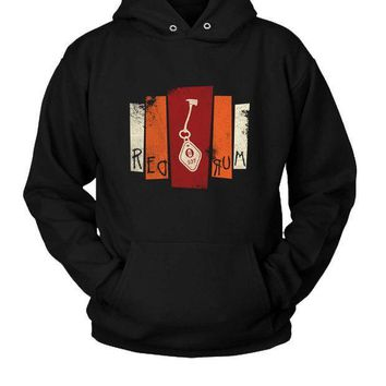 Redrum Hoodie Two Sided