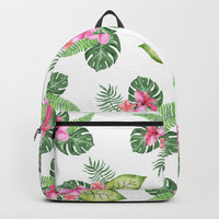 tropical Backpacks by Sylvia Cook Photography