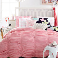 Seventeen Midnight Pink Comforter Sets
