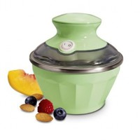 Hamilton Beach 68660 Half Pint Soft-Serve Ice Cream Maker ,Green