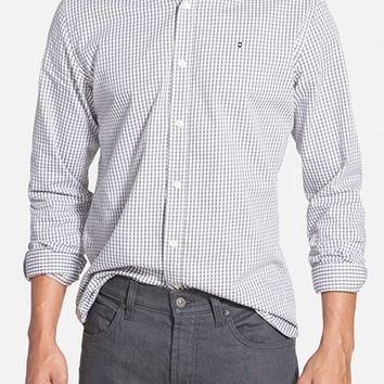 Men's Victorinox Swiss Army 'Hagen Gingham Check' Tailored Fit Sport Shirt ,