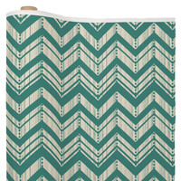 Heather Dutton Weathered Chevron Fabric By The Yard