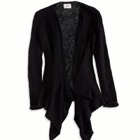 AE OPEN WATERFALL CARDIGAN
