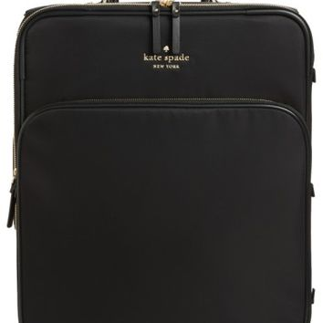 kate spade new york watson lane nylon international 21-inch rolling carry-on | Nordstrom