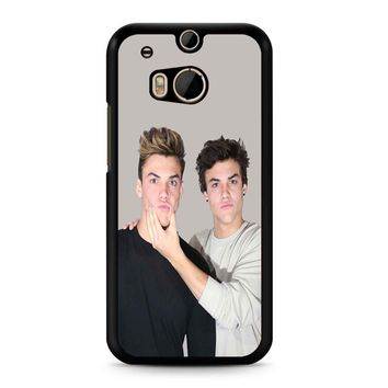 Dolan Twins 4Ou Tour HTC M8 Case