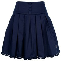 Fix Design Pleated Skirt - Russo Capri - farfetch.com