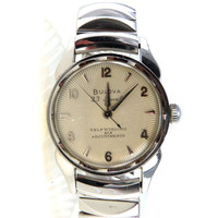 Bulova 23 Jewels Self Winding Wrist Watch