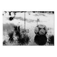 Perfect Soccer Day Poster from Zazzle.com