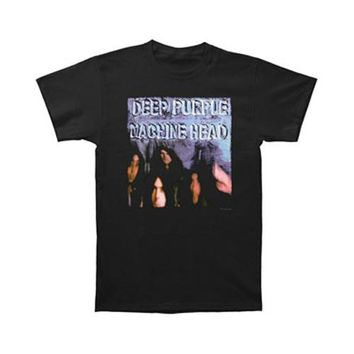 Deep Purple Men's  Machine Head T-shirt Black