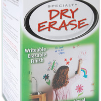 Rust-Oleum Dry-Erase Paint-Gloss White