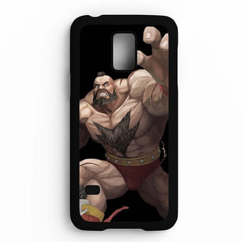 Zangief Samsung Galaxy S5 Mini Case