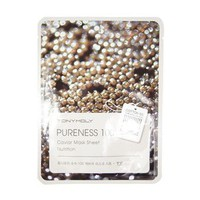 Tony Moly: Pureness 100 Caviar Mask Sheet - Nutrition