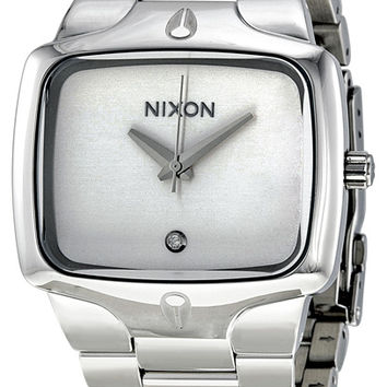 Nixon Player White Mens Watch A140100