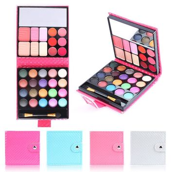 Hot Sale Pro Makeup Eyeshadow Palette 32 Colors Fashion Eye Shadow Make Up Shadows With Case Cosmetics Makeup Travel Size #90919