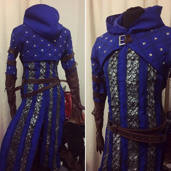 Gray Wardens Mage cosplay armor