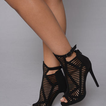 Upstage Heel - Black