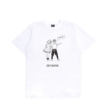 Lookout Kids Tee White