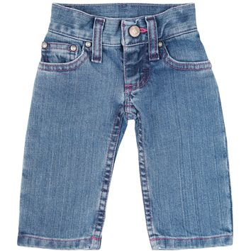 Wrangler Girl Adjust A Fit Toddler Jeans