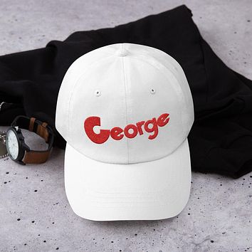 Girard Bank George Inspired Dad hat