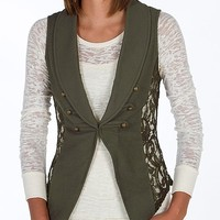 Daytrip French Terry Vest