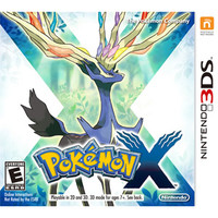 Walmart: Pokemon X (Nintendo 3DS) - Pre-Owned