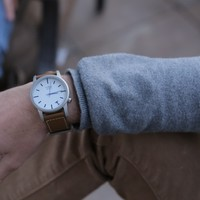 Yes Man Watches: for your time, with a new kind of buckle