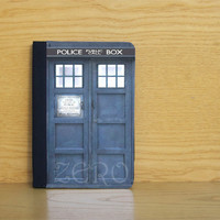Tardis doctor who ipad case, ipad mini case, gift idea, doctor who lovers, ipad case