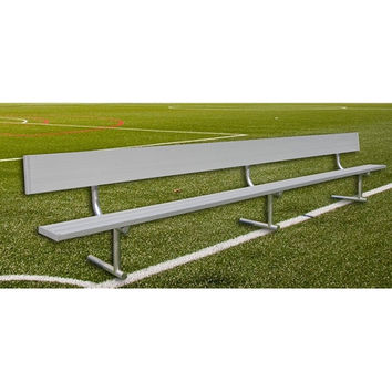 Gared Sports Portable Bench with Back