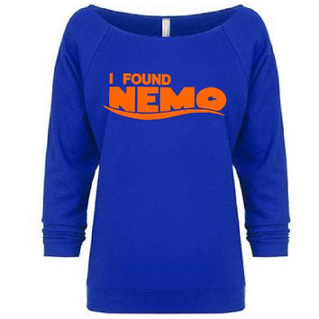SALE RAGLAN** I Found Nemo - Women's - Disney Finding Nemo just keep swimming Finding Dory Disneyland Disney World P Sherman 42 Wallaby Way