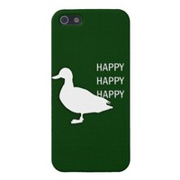 Happy Duck Camo Iphone 5 Case from Zazzle.com