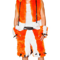 Furry Fox Costumes Set