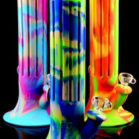 Atman Nereus W50 Silicone Icer Water Pipe(No Bowl) - WP1334