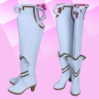Anime  Vocaloid  Cosplay  Hatsune  Cosplay  Boots  Shoes