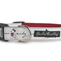 Mickey Mouse Dog Collar for Big Dogs