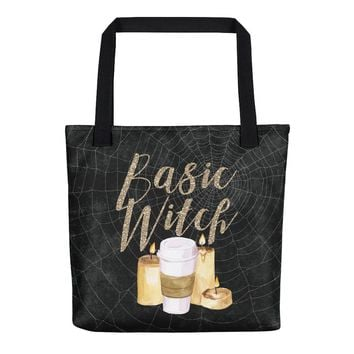 Basic Witch Tote bag