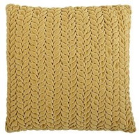 Ruched Pillow - Honey