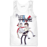 Twenty One Pilot Tank Top