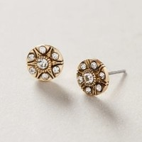Petal Shine Posts by Anthropologie Gold One Size Earrings