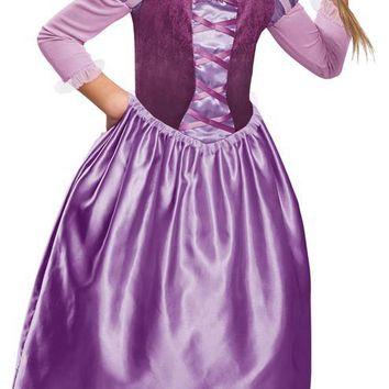 Rapunzel Day Dress